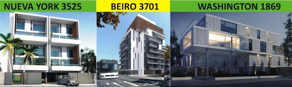 Unidades de lujo en Villa Devoto y Belgrano